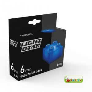 Light STAX Expansion Blue (6 pcs 2x2)