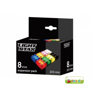 Light STAX Expansion Mix (8 pcs 2x3)
