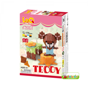 "LaQ ""Sweet Collection ""Teddy"" konstruktorių rinkinys"